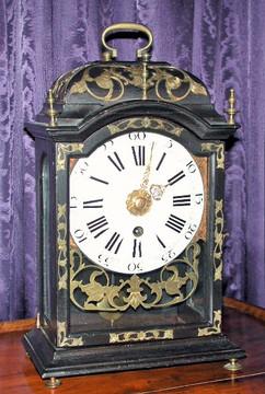 Swiss Louis XIII clock