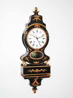 1840 Aimé Billon musical Swiss Neuchatel clock