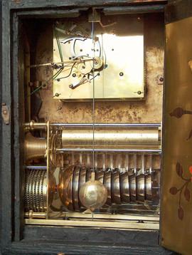 1780 Carillon Swiss musical clock