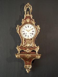 Juhel a Paris Louis XV French clock