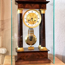 19th cent. French clock by COMMINGES.jpg