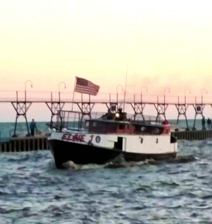 Boat Tours | South Haven, MI | Jensen Charters
