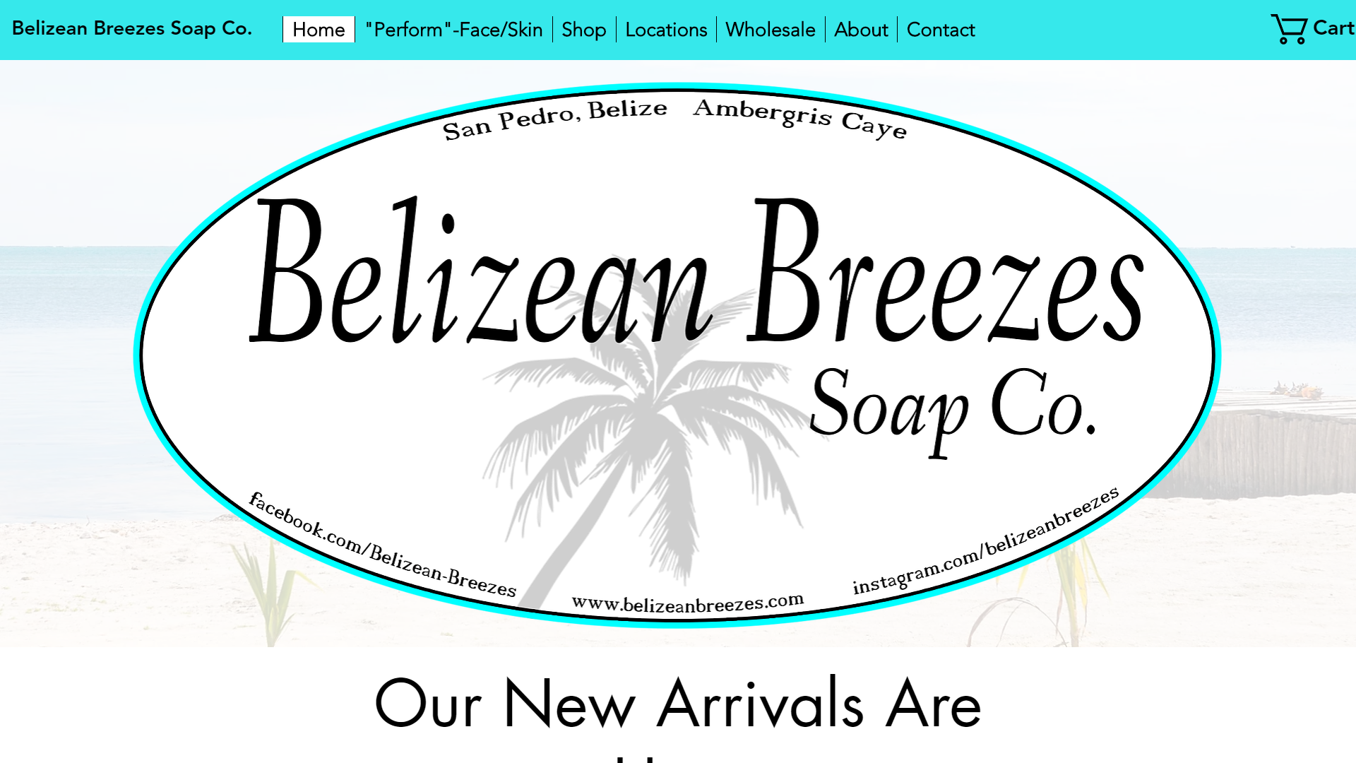 Belizeanbreezes.com/