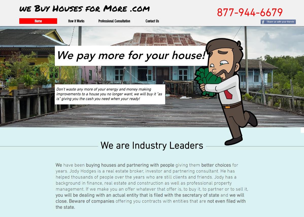 Webuyhousesformore.com/