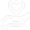 Hand Love Heart Help Icon