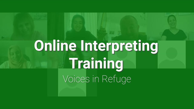 Online Interpreting Training - Video