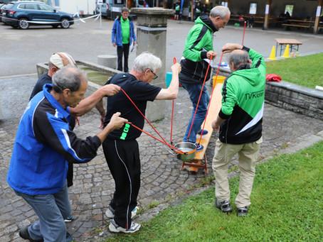 Jubiläumsanlass - Garantierter Spass am Plauschturnier