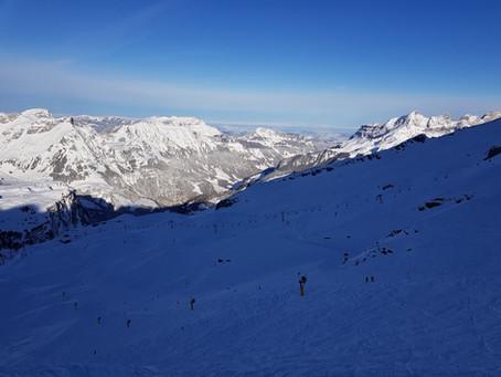 MR Skiweekend Di 19.-Do 21.01.2021 auf dem Trübsee
