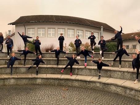 Getu-Trainingssamstag mit den unter 16-Jährigen