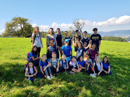 Getu-Reise 2019 geht in den Waldseilgarten