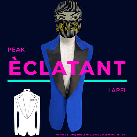 ÈCLATANT BY MILÓ ANDRES