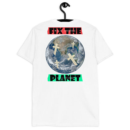 Fix The Planet  Tee