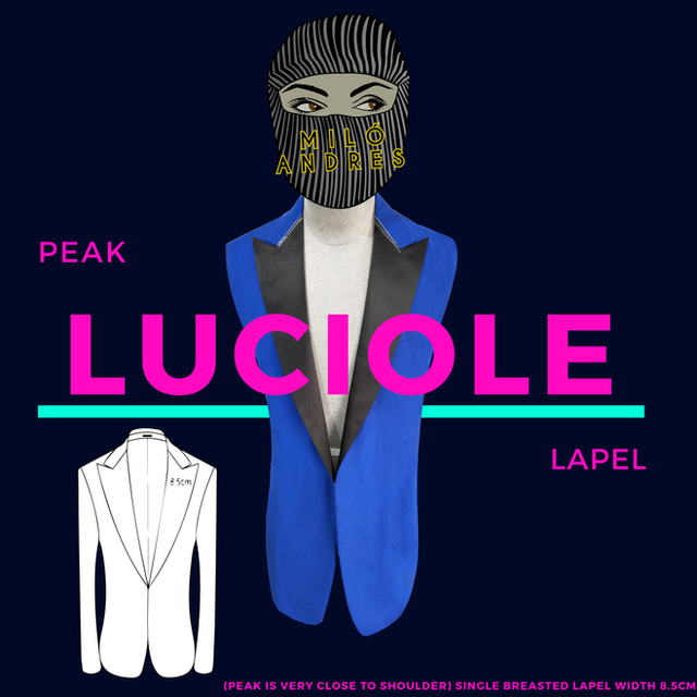 LUCIOLE BY MILÓ ANDRES