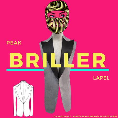 BRILLER BY MILÓ ANDRES