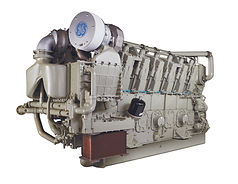 GE Tier 4 compliant marine engines