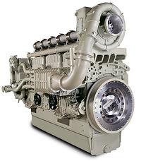 GE L250 marine engine