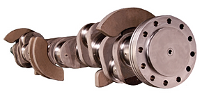2 Piece Crank Wedge Pedal Bearing wedge long surface