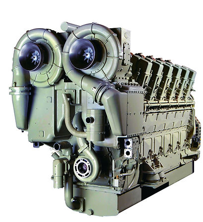 General Electric Marine Engines