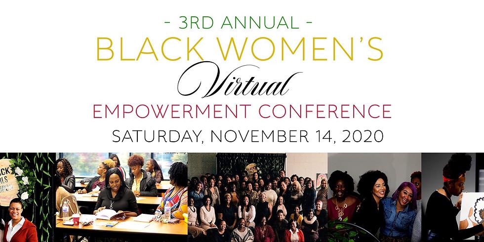 Virtual Empowering Black Women Conference 2020