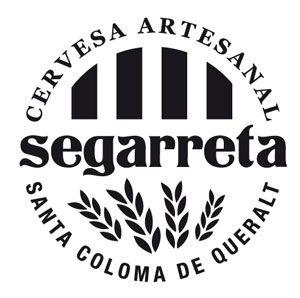 LOGO CERVEZA SEGARRETA