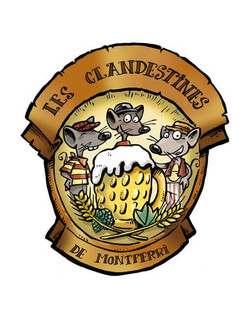 Cerveza Artesana Les Clandestines