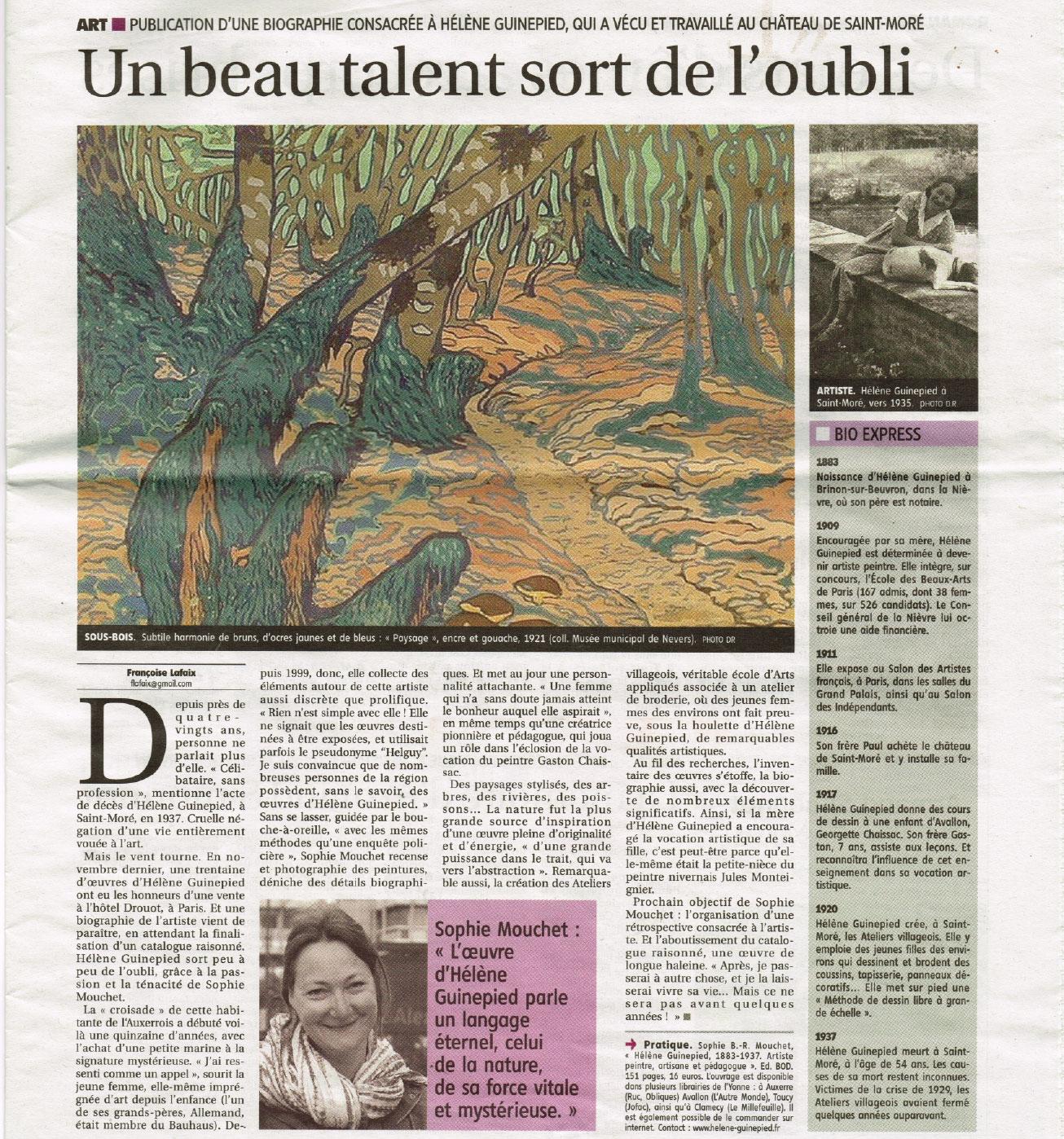 YonneMag 15/02/14