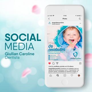 Giullian Caroline - Dentista