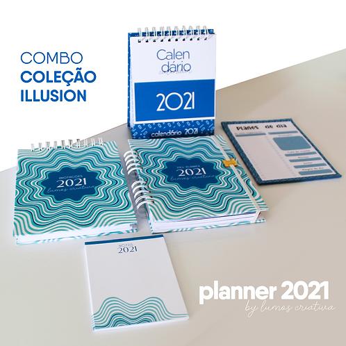 COMBO - PLANNER 2021