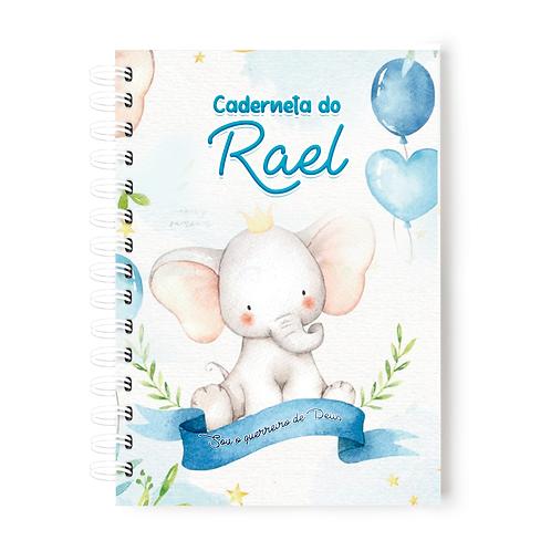 Caderneta de Vacinas- Tema Elefantinho