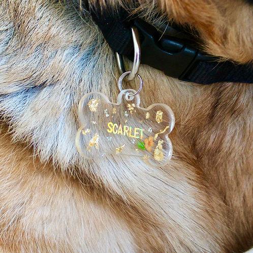 Custom Dog Tag - Large