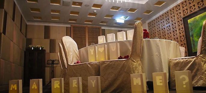 BELLINI CAFFÈ 台北敦南店包廂 │ 台北求婚企劃,台北求婚錄影,台北求婚布置道具