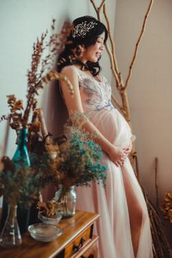 台中美式孕婦寫真
