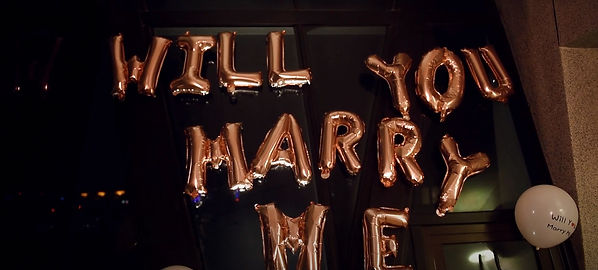 彰化求婚道具出租-字型氣球
