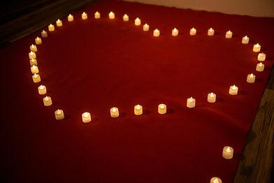 求婚道具出租-蠟燭燈