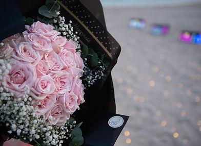 求婚道具租借-求婚花束