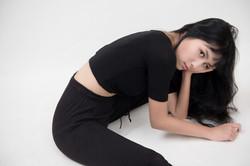 台中萊雅視覺Model卡拍攝