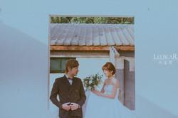 台中美式牧婚紗攝影,台中婚紗光復新村,台中婚紗秘境攝影,台中婚紗禮服推薦