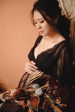 台中孕婦寫真 超唯美孕婦推薦 孕婦攝影拍照 中部推薦的孕婦寫真