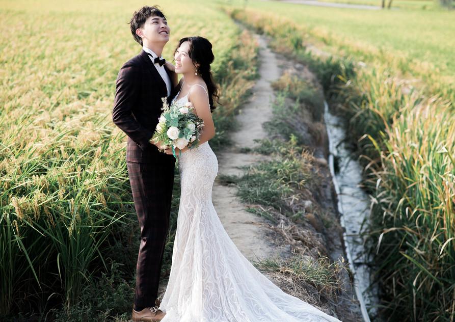 台中田中央婚紗攝影