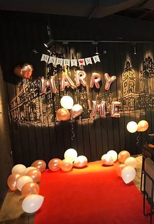 台中求婚包套、求婚企劃、求婚推薦、新竹求婚企劃包套、艾杜創意