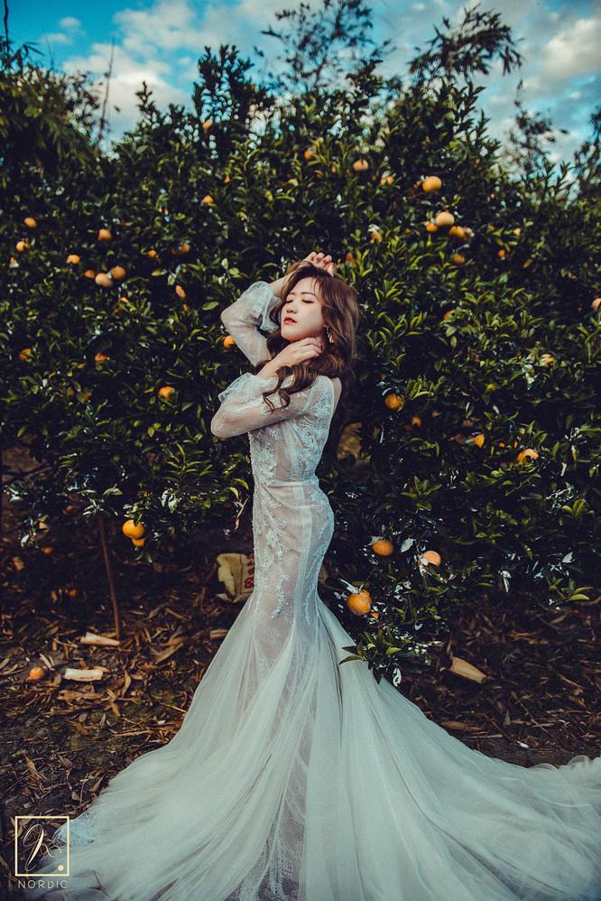 台中果園婚紗攝影