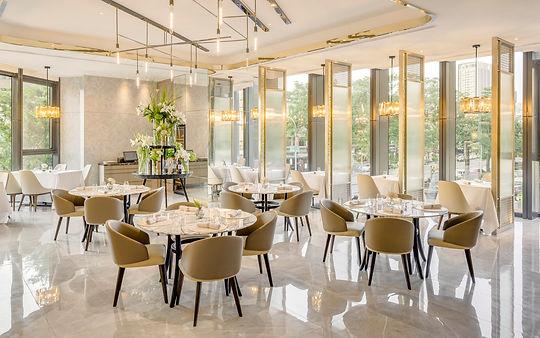 台中求婚餐廳-THE WANG 室內坐位