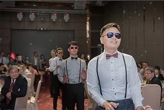 新郎伴郎活動進場 │ 台中婚禮錄影,台中婚紗工作室,宴客場地