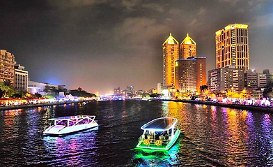 Kaohsiung Love River │Travel Marriage Proposal, amphibious vehicle, love boat