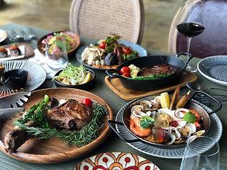 新竹求婚餐廳-紅倉庫歐陸廚房餐點