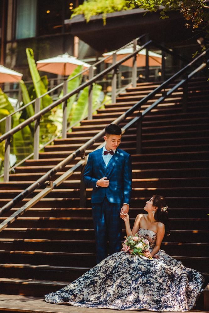台中階梯婚紗拍攝地點