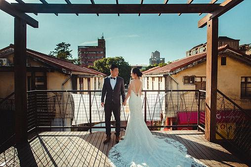 台中婚紗外拍景點大公開,讓你拍出夢想中的婚紗風格!