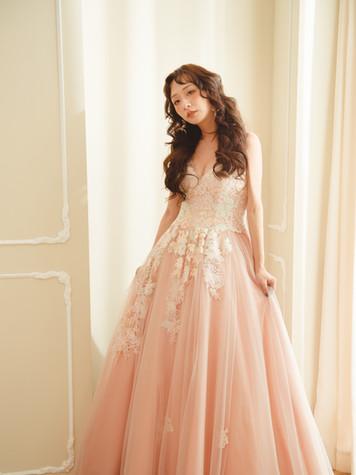 刺繡蕾絲 多層次紗裙