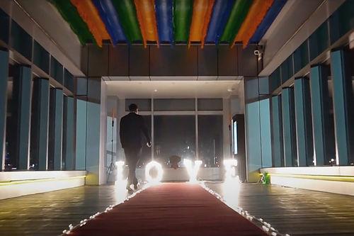 台北求婚規劃之松山機場觀景台求婚
