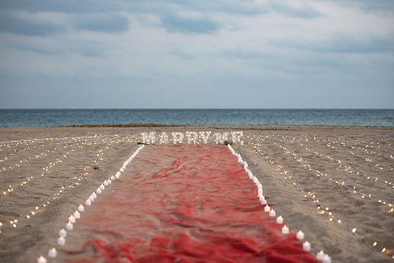 Marriage Proposal on Kenting Beach │ Taiwan Marriage Proposal, beach, sea, bay